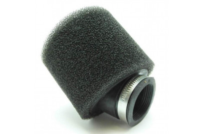 Фильтр воздушный нулевого сопротивления 38мм 45гр. черный
