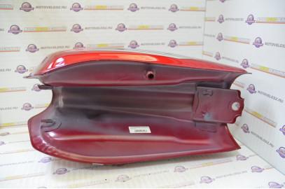 Бак топливный мопед Delta Alpha ORION 50B красный