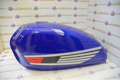 Бак топливный мопед Delta Alpha ORION 50B синий