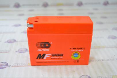 Аккумулятор 12V 2,3 Ah OUTDO 113x38x86 Suzuki, Yamaha