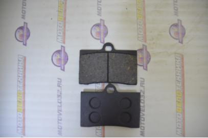 Колодки тормозные дисковые Stels Flame