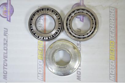 Комплект подшипников рулевой колонки Irbis TTR125/250 47*25*15.5