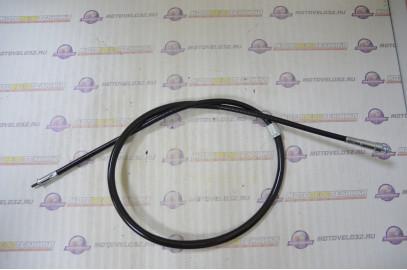 Трос спидометра (вилка, гайка) L=110 см скутер 50-150