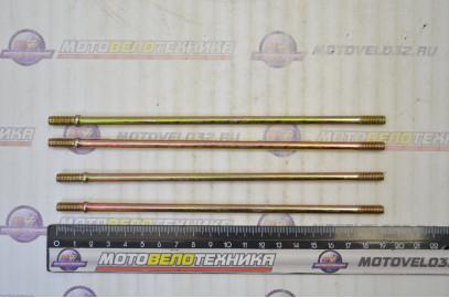 Шпильки цилиндра К-Т Delta,Alpha  50- 70cc   2 x 189мм + 2 х 195мм   SM