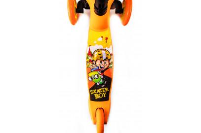 Самокат VSP 9A orange S