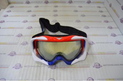 Очки кроссовые Motoland YH-18-19 двойное стекло