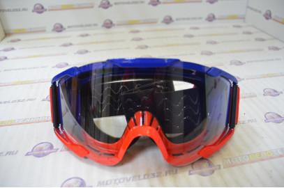 Очки кроссовые Motoland YH-90-42
