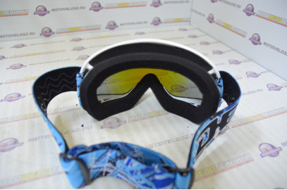 Очки кроссовые детские Motoland YH-135-06