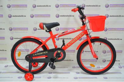 """Велосипед KROSTEK  RALLY 20"""""""