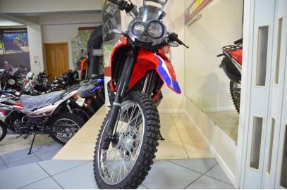 Мотоцикл Motoland Кросс DAKAR LT