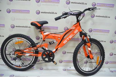 "Велосипед Stels Mustang 20"" 6 ск,"