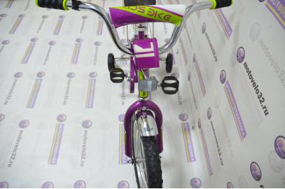 """Велосипед  RACER 16""""-1-10"""