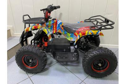 Квадроцикл (игрушка) ATV E007 1000Вт (2021г.)