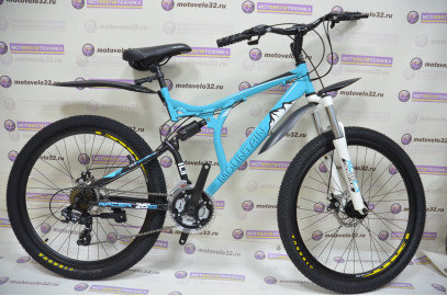 "Велосипед  RACER 220 26"" (19) D"