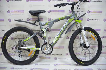 "Велосипед  RACER 229 26"" (19) D"