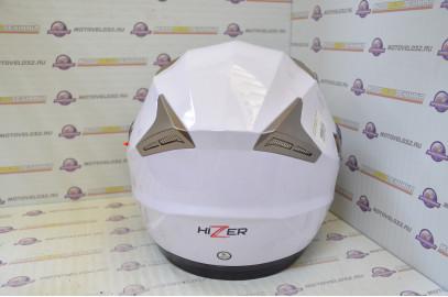 Шлем открытый HIZER 227 белый M