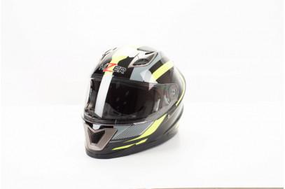 Шлем интеграл HIZER B562 (L) #1 gray
