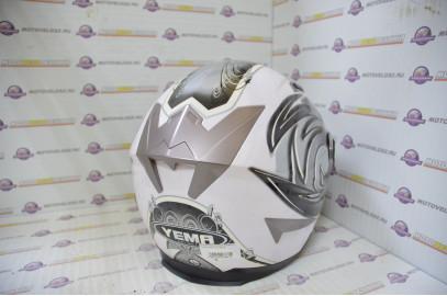 Шлем интеграл YEMA (826) 2стекла