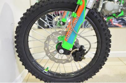 Мотоцикл Motoland кросс TCX125