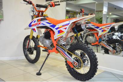 Мотоцикл Motoland WRX125