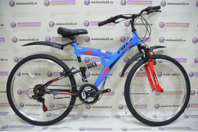 "Велосипед Foxx Attack 26"" V"