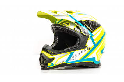 Шлем интеграл HIZER B6196 (M) #1 yellow