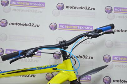 "Велосипед KROSTEK ULTIMATE 715  27.5"" (21)"