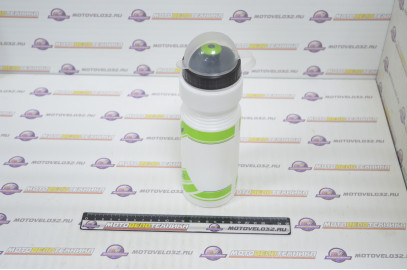 Фляга полимерная,750 мл,цветная (защитная крышка от пыли) Vinca Sport в инд.упак.
