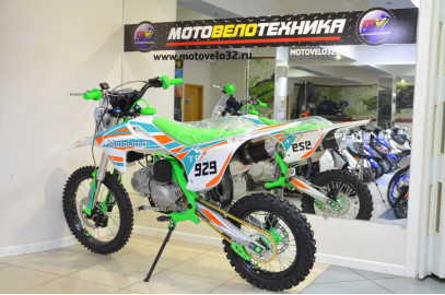 Мотоцикл Motoland кросс TCX140