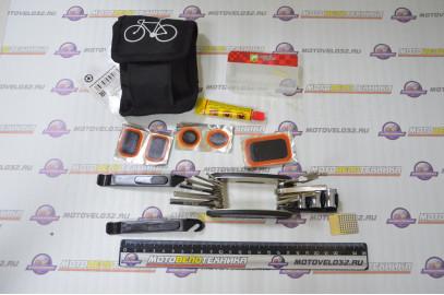 Ремкомплект KL9909 (чехол.велоапт.мультитул.монтажки)