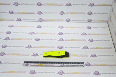 Браслет светоотражающий с лампочками 4 LED