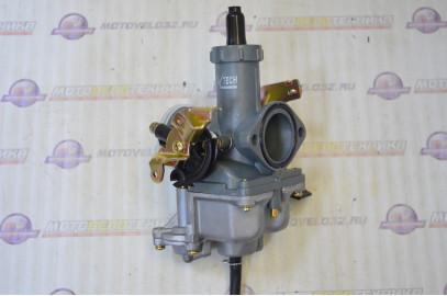 Карбюратор 4Т PZ30 c ускорительным насосом X-TECH