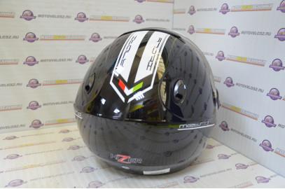 Шлем открытый HIZER 217 черный S