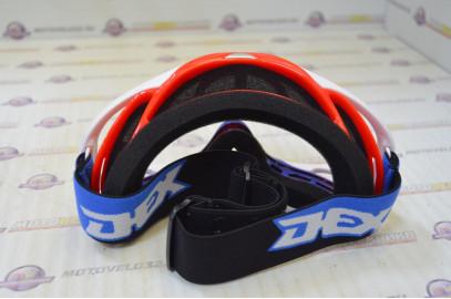 Очки кроссовые Motoland YH-18-19