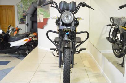 Мопед Alpha Sport Lite 50cc тюннинг