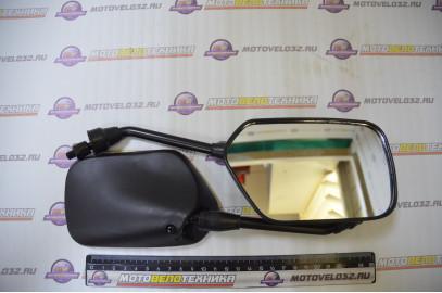 Комплект зеркал заднего вида QX-1019 M8 R+R