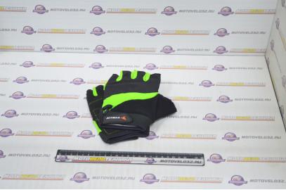 Велоперчатки Trix Scott Green L