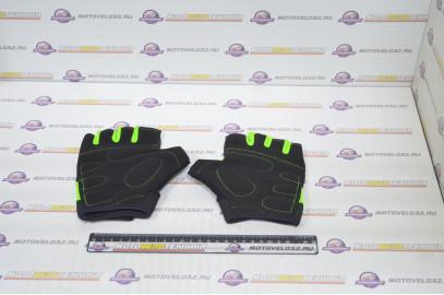 Велоперчатки Trix Scott Green S