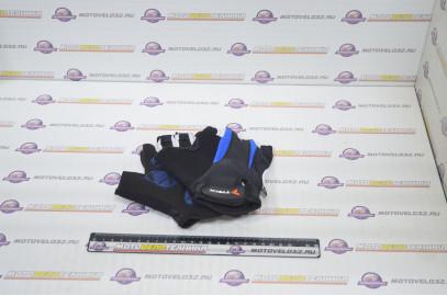 Велоперчатки Trix SP-1002 Blue L