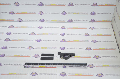 Крепление для флягодержаеля алюм. KW-318-02 черное