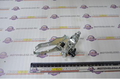 Переключатель передний  Шимано TZ510 28,6мм верхняя тяга