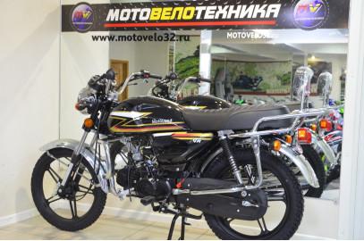 Мопед Motoland Alpha VR 11