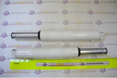 Перья вилки Honda AF27-34 барабанный тормоз
