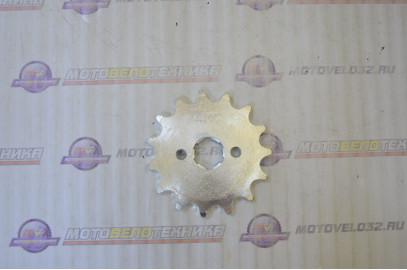 Звезда ведущая 15Т 520 d=20 Китайские мотоциклы
