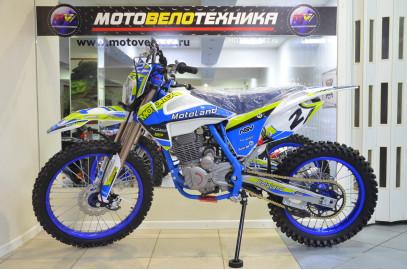 Мотоцикл Motoland кросс XT250HS 172FMM (2020)
