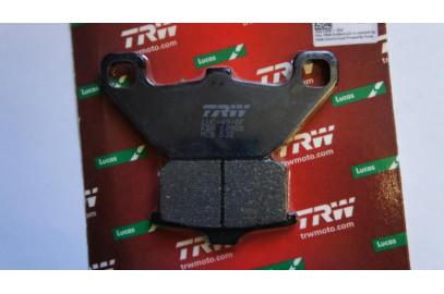 Колодки тормозные TRW MCB532