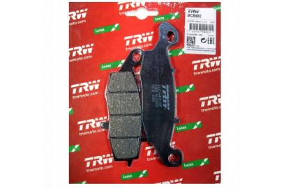 Колодки тормозные TRW MCB682