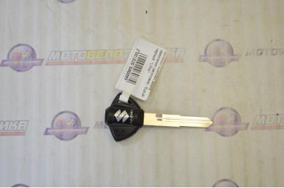 """Ключ замка зажигания (заготовка)  Suzuki  черный  """"LIPAI"""""""