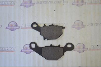Колодки тормозные дисковые Yamaha JOG SA16 TW, AD110, Lipai