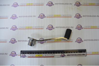 Рычаг переключения передач хром 165FMM,166FMM (CB250); TTR250a, TTR250